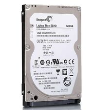 "Seagate ST500LM000 500GB 2.5"" Laptop Thin 7mm Hybrid SSHD Hard Drive"