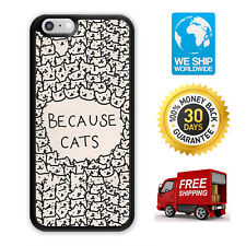 Many Because Cats Case Cover For Samsung Galaxy Note 20 / Apple iPhone 12 iPod