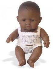Miniland Educational Baby Doll Hispanic Girl 21cm