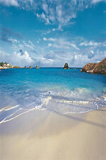 Vinyl Ocean Scenery Backdrop Photography Prop Photo Studio Background 6X9FT 2281