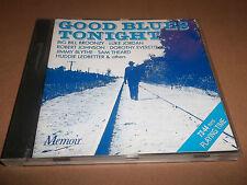 "VARIOUS ARTISTS "" GOOD BLUES TONIGHT "" CD ALBUM EXCELLENT BROONZY BLYTHE THEARD"