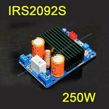 IRS2092S High-power 250W Mono Channel Digital Amplifier Class D HIFI Amp Board