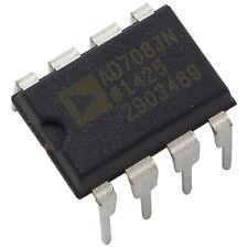 Ad708jnz Analog Devices op-Amplifier dual offset Ultralow OPAMP dip-8 856133