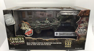 Forces Of Valor 82301 German Schwimmwagen Amphibious Fast Recon Recce Vehicle