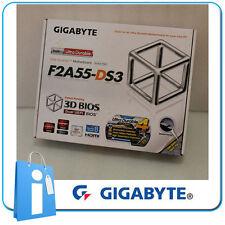 Placa base ATX A55 GIGABYTE GA-F2A55-DS3 Socket FM2 con Accesorios