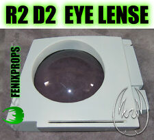 R2-D2 thermoformed main dome eye lens  STAR WARS PROP