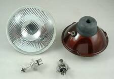 Holden Torana H4 Halogen Curved Lens Headlight Kit