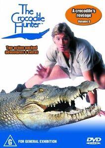 Crocodile Hunter : Vol 6 (DVD, 2002)  Region 4