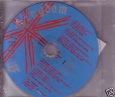 Metal Kingdom IRON MAIDEN The Almighty Skin RARE UK CD
