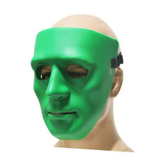 Tactical Airsoft Paintball Full Face Mask green