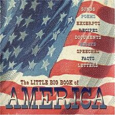 The Little Big Book Of America (Little Big Books (