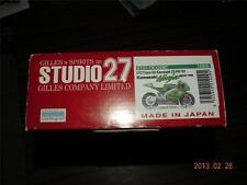 STUDIO 27 1/12 MOTO GP KAWASAKI NINJA ZX-RR 03 RESIN TRANSKIT FOR TAMIYA