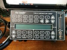 Ag Leader Ym2000 Yield Monitor 2000 Part 2000180 Free Shipping Cable 2000402 01
