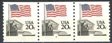 Flag Over Supreme Court PNC3 Plate 9 Scott's 1895a Narrow Tagging MNH