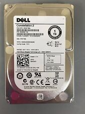 "1TB 2.5"" SAS 7.2K RPM 6GB/s Hard Drive 09W5WV Dell / Not Working for Parts Only"