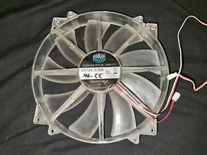 Cooler Master 200mm Rgb Red Fan