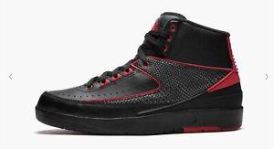 Nike Air Jordan 2 Retro 834274-001 UK6/EU40/US7