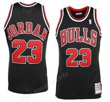 #23 Chicago Bulls Michael Jordan NBA Basketball Jersey - red/white/black S - XXL