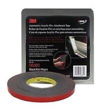 3M™ Automotive Acrílico Plus Accesorio Cinta ,Negro, 06382 , 6382
