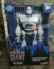Warner Bros. The Iron Giant Light & Sound Walking Action Figure