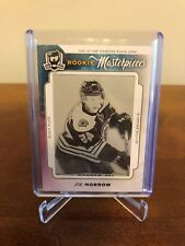 2014-15 Joe Morrow UD The Cup 1/1 Rookie Masterpieces Printing Plate Jets