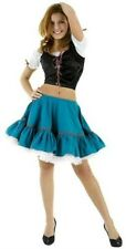 Sexy Beer Girl Medieval Wench Fancy Dress Costume Size 12-14 P5880