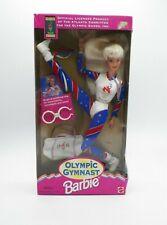 Olympic Gymnast Barbie Doll 1995 NEW FREE SHIPPING