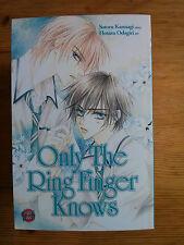 Only the Ringfinger knows Manga - Deutsch - Single - Hotaru Odagiri