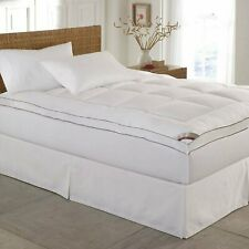 Kathy Ireland Home Gallery Cotton Gusseted Feather Bed
