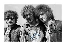 More details for cream (1) a4 reproduction signature poster. choice of frame.
