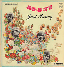 RO-D-YS - JUST FANCY (1967 DUTCH BEAT/GARAGE VINYL LP HOLLAND)