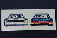 BMW E12 M535i E24 M6 E28 M5 E21 323i  E9 3,0CSL Decal