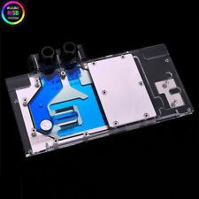 Bykski RGB VGA GPU Water Cooling Block for ZOTAC Gtx1080ti Amp 1080 Amp Extreme