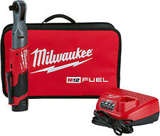 "Milwaukee Electric Tool 2558-21 M12 1/2"" Ratchet High Torque Kit"
