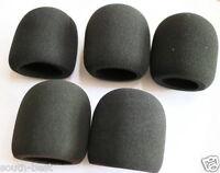 10x Foam Windscreen Windshield Cover For E822 E845 SM58 57 Handheld Microphone