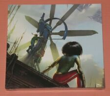 The Art and Making of Alita: Battle Angel Limited Edition Signed Slipcase Sealed