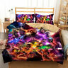 The Avengers Single/Double/Queen/King Bed Doona/Quilt/Duvet Cover Set Pillowcase
