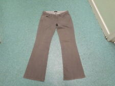 """7 For All Mankind BootcutJeans Size 30 Leg 32"""" Faded Grey Ladies Jeans"""