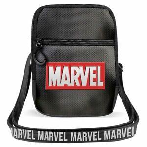 Bag IN Shoulder Strap Small Marvel Logo Small Shoulder Bag 7 7/8in Karactermania