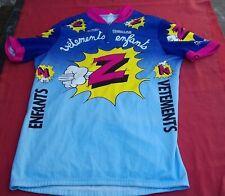 Maillot cycliste Z Vêtements Enfants taille XL