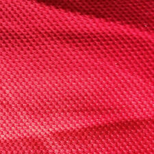 1x1.6M Red Car Seats JERSEY Pineapple Fabric Cloth For BRIDE/RECARO/SPARCO