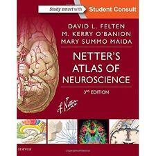 Netter's Atlas of Neuroscience by David Felten (Paperback, 2015)