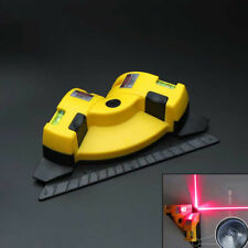 1PC Level Right Angle 90 degree Vertical Horizontal Laser Line Projection Square