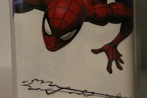 Spider-Man Favorite Characters Peel & Stick Wall Decals Superhero Room Stickers