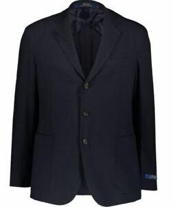 Polo Ralph Lauren men's blazer size 38S - Slim Fit, wool cotton mix, 3 button