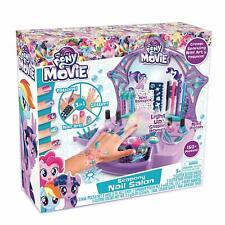 My Little Pony Nail Salon Spa Beauty Makeover Salon Kit Toy Set Gift