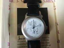 Limited Edition Jerry Garcia Wrist Watch. Numbered. New In A Box