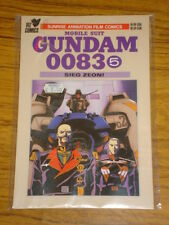 MOBILE SUIT GUNDAM 0083 5 VIZ COMICS GRAPHIC NOVEL