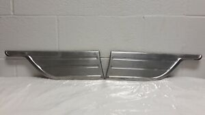 1951-52 Chevy Stainless Steel Front Fender Gravel Shields