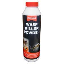 Rentokil Wasp & Nest Killer Powder 300g Pest Control Effective/Kills in 24 Hours